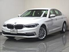 BMW523iラグジュアリー ブラックレザー ACC 電動トランク