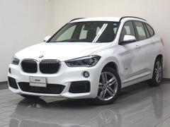 BMW X1sDrive 18i Mスポーツ ヘッドアップディスプレー