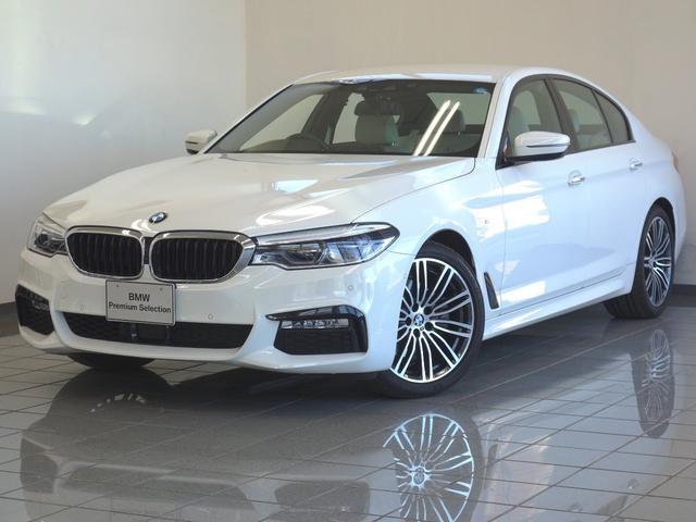 BMW 523i Mスポーツ ハイラインパッケージ ACC