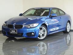 BMW420iクーペ Mスポーツ フロントサイドカメラ ACC