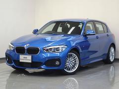 BMW118d Mスポーツ ACC シートヒーター タッチパネル