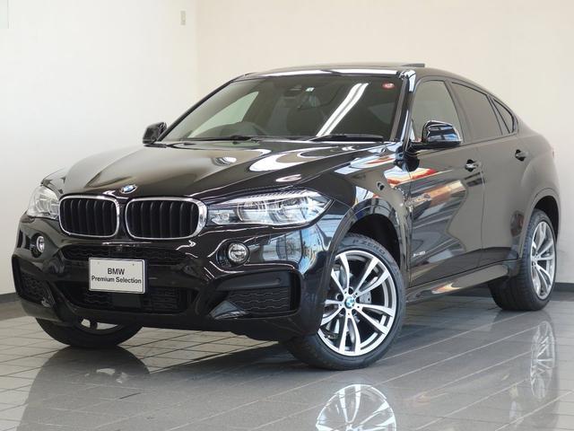 BMW xDrive 35i Mスポーツ 黒革 サンルーフ ACC