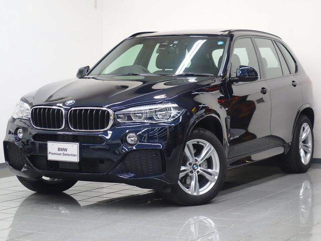 BMW xDrive 35d Mスポーツ ブラックレザー サンルーフ