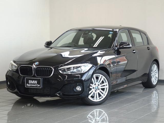 BMW 118i Mスポーツ バックカメラ クルーズコントロール