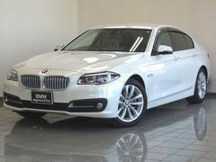 BMW523iグレースライン ベージュレザー スポーツシート