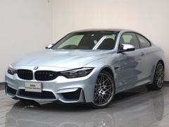 BMW M4M4クーペ コンペティション ブラックレザー ロジック7