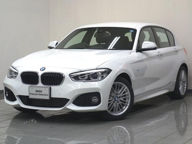 BMW 118i Mスポーツ クルーズコントロール バックカメラ