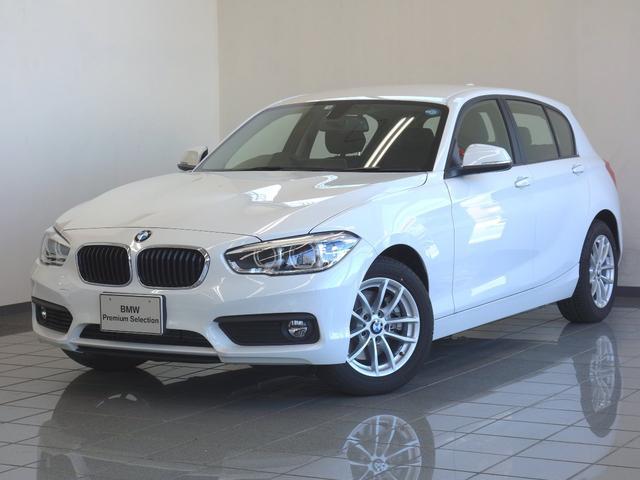 BMW 118i ETC2.0 LEDライト 純正ナビ