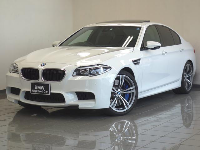 BMW M5 ブラックレザー サンルーフ ハーマンカードン
