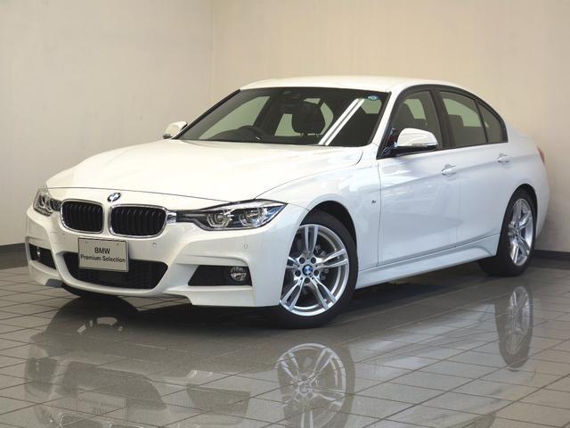 BMW 320i Mスポーツ ACC