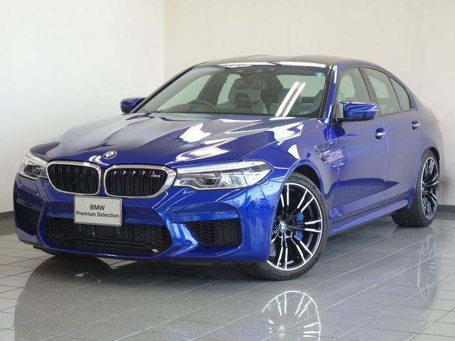 BMW M5 B&Wサウンドシステム コンフォートパッケージ