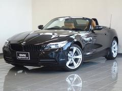 BMW Z4sDrive20i ハイライン ブラウンレザー シートヒータ