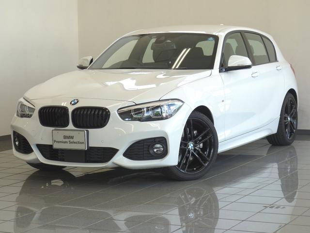 BMW 118i Mスポーツ エディションシャドー 黒革 電動シート