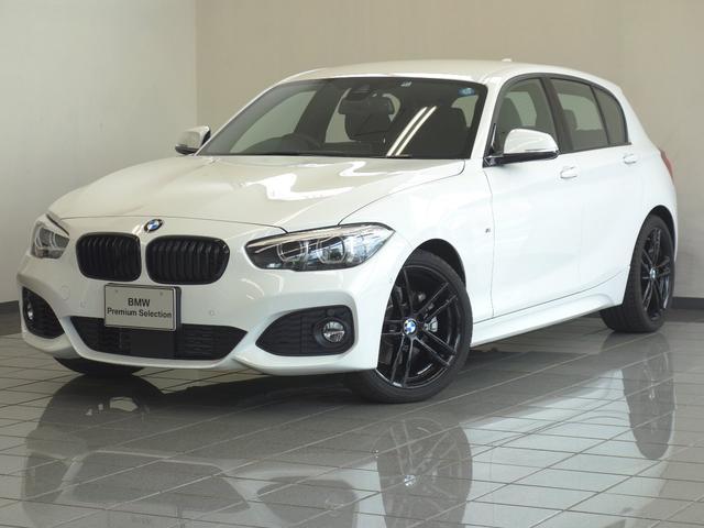 BMW 118i Mスポーツ エディションシャドー ACC 黒革