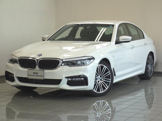 BMW 523i Mスポーツ イノベーションPkg アクティブCC