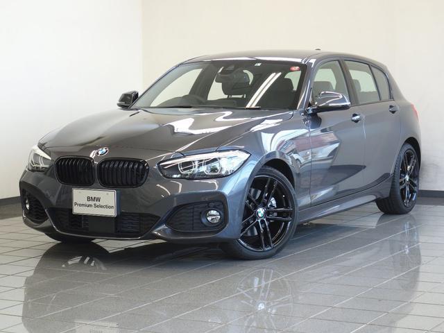 BMW 118i Mスポーツ エディションシャドー ブラックレザー