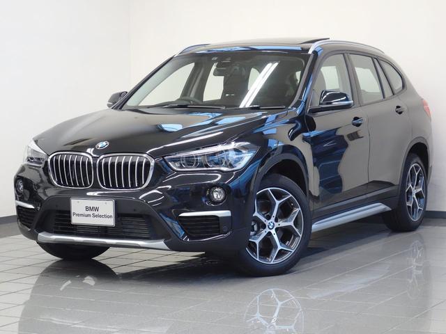X1(BMW) xDrive 18d xライン ハイラインパッケージ 中古車画像