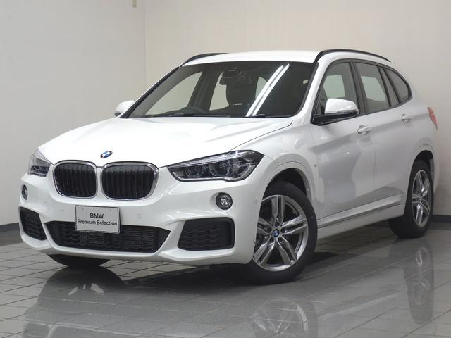 X1(BMW) xDrive 18d Mスポーツハイラインパッケージ 中古車画像