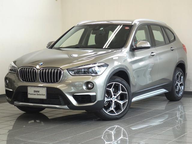 BMW sDrive 18i xライン ACC オートトランク