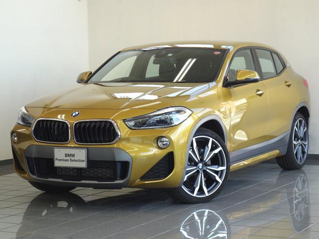 BMW xDrive 20i MスポーツX ブラックレザー ACC