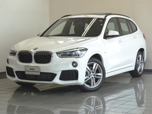 BMW xDrive 18d Mスポーツハイラインパッケージ SR付