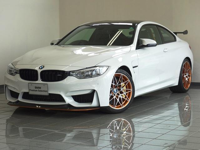 BMW M4 GTS 日本限定30台