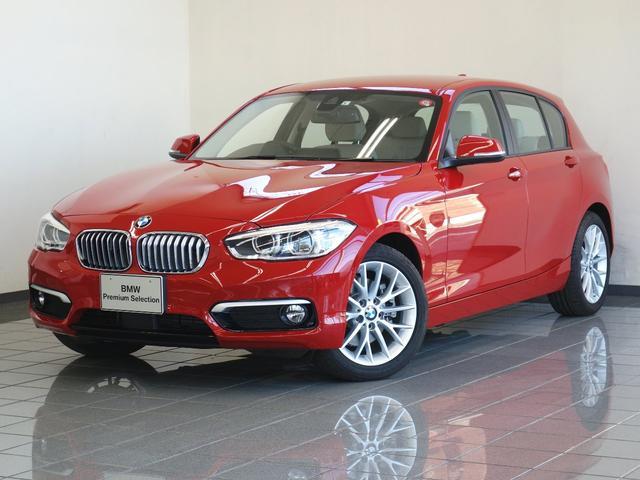 BMW 118d ファッショニスタ オイスターレザー ACC