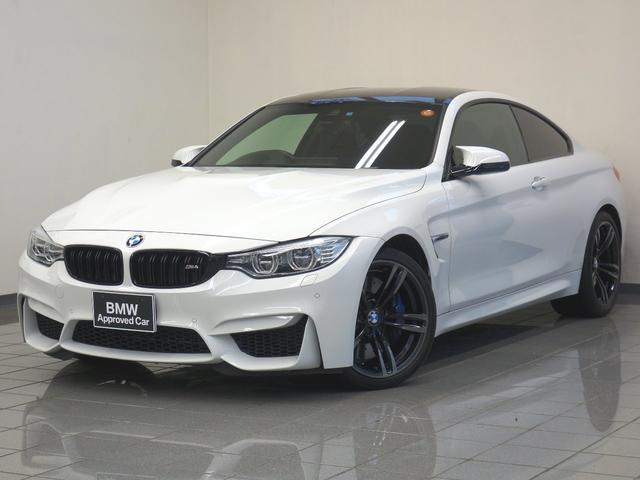 BMW M4クーペ ブラックレザー ヘッドアップディスプレー