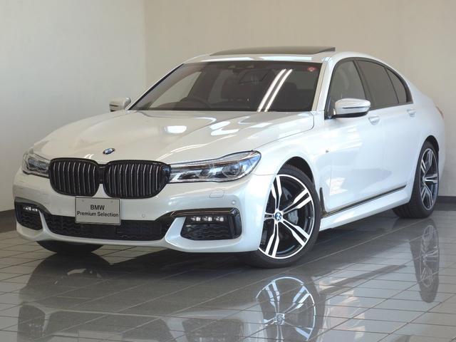 BMW 750i サンルーフ ACC 地デジ パドルシフト