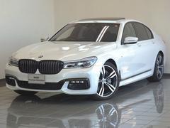 BMW750i サンルーフ ACC 地デジ パドルシフト
