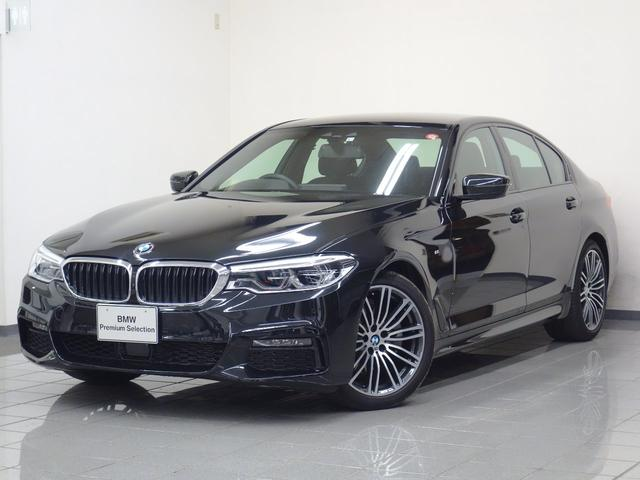 BMW 523d Mスポーツ ACC オートトランク