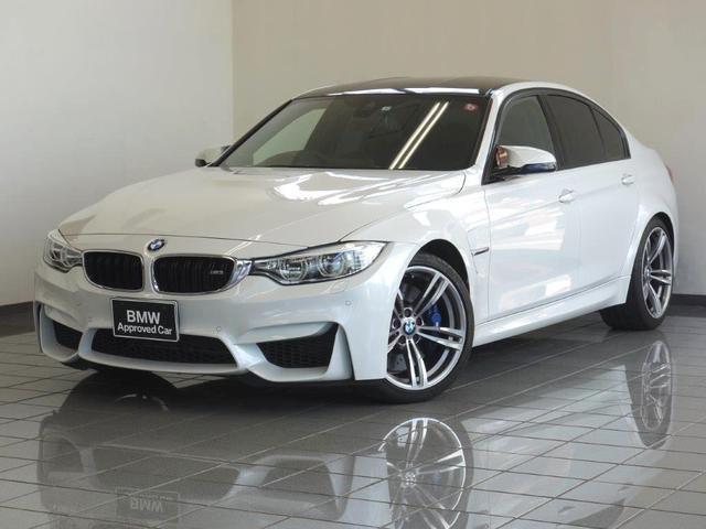BMW M3 M-DCT 黒革