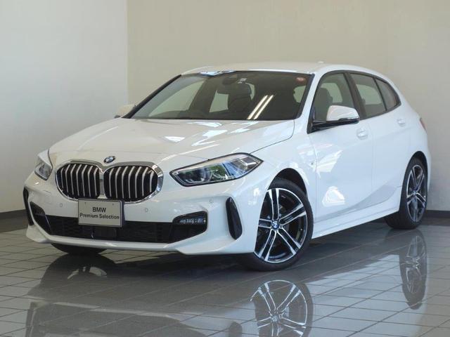 BMW 118i Mスポーツ ナビゲーションパッケージ