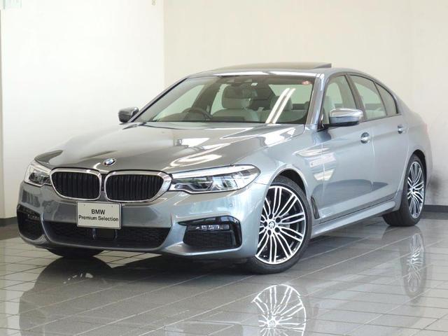 BMW 523d Mスポーツ セレクトパッケージ ハイラインPkg