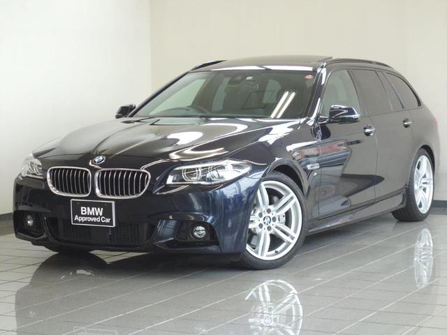 BMW 535iツーリング Mスポーツ  パノラマガラスサンルーフ