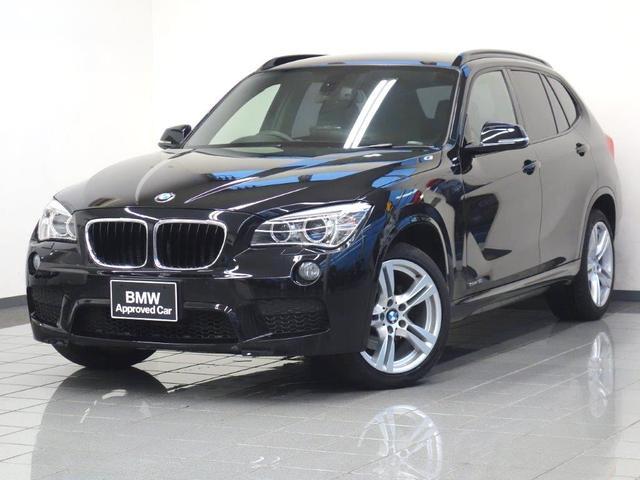 BMW sDrive 18i Mスポーツ 社外ネビゲーション