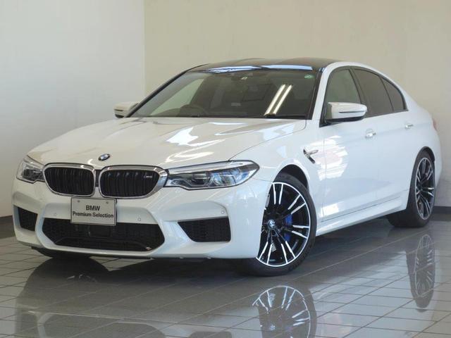 BMW M5 M5 ソフトクローズドア/ジェスチャーコントロール/ステアリングホィールヒーティーング/コンフォートアクセス/20AW