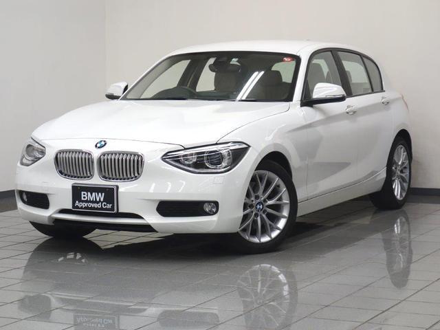 BMW 116i ファッショニスタ オイスターレザー/リヤビューカメラ/コンフォートアクセス/クルーズコントロール/17AW