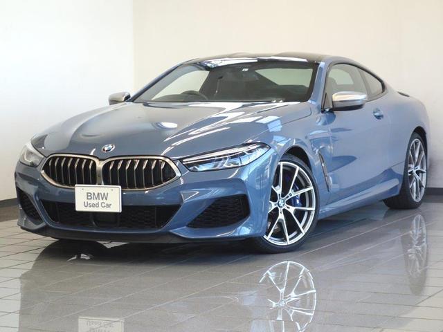 M850i xDriveクーペ BMWディスプレーキー コンフォートアクセス ソフトクローズドア BMWレザーライト パーキングアシストプラス BOWERS&WILKINSダイヤモンドサウンドシステム 20AW