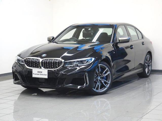 BMW M340i xDrive アダプティブMサスペンション コンフォートアクセス ハイビームアシスト ジェッシャーコントロール ヘッドアップディスプレー 19AW