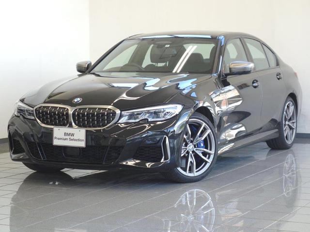 BMW M340i xDrive コンフォートアクセス BMWレーザーライト ハイビームアシスト パーキングアシストプラス ハッドアップディスプレー 19AW