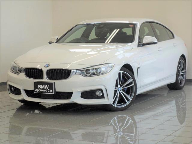 BMW 420iグランクーペ Mスポーツ ファストトラックパッケージ アダプティブMサスペンション リヤビューカメラ コンフォートアクセス アクティブクルーズドライバーアシストコントロール パークディスタンスコントロール 19AW