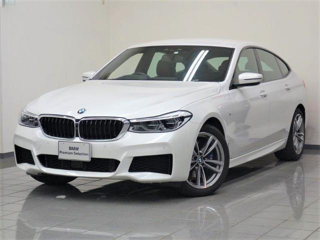 BMW 6シリーズ 630i グランツーリスモ Mスポーツ ブラックレザー コンフォートアクセス アダプティブLEDヘッドライト ドライバーアシストプラス パーキングアシストプラス フロントリヤシートヒーター コンフォートアクセス 19インチAWレザー