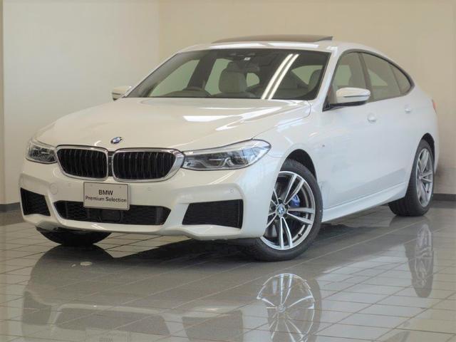 BMW 6シリーズ 630i グランツーリスモ Mスポーツ パノラマガラスサンルーフ コンフォートアクセス アダプティブLEDヘッドライト 4ゾーンエアコンディショナー フロントリヤシートヒーター ハイビームアシスタント ヘッドアップディスプレー 19AW
