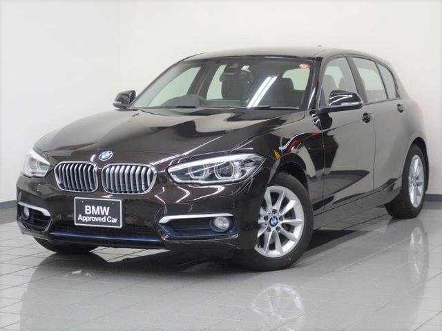 BMW 118i スタイル リヤビューカメラ パークディスタンスコントロール コンフォートアクセス ブレーキ機能付きクルーズコントロール ドライバーアシスト 16インチYスポーク