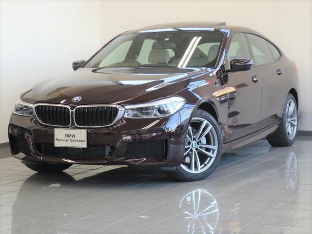 BMW 6シリーズ 623d グランツーリスモ Mスポーツ アイボリーホワイトナッパレザー BMWデスプレーキー パノラマガラスサンルーフ ソフトクローズドア アダプティブLEDヘッドライト BOWERS&WILKINSダイヤモンドサウンドシステム 19AW