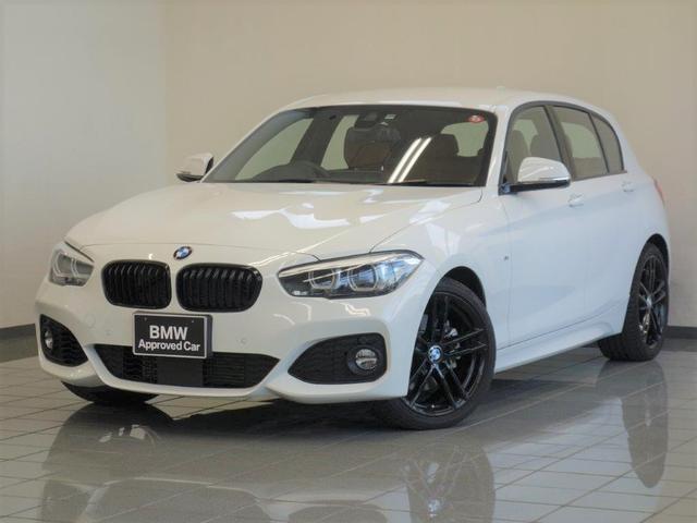 BMW 118i Mスポーツ エディションシャドー コニャックブラウンレザー アクテイブクルーズコントロール リヤビューカメラ ドライバーアシスト コンフォートアクセス パークディスタンスコントロール HiFiスピーカー 18インチライトアロイホィール