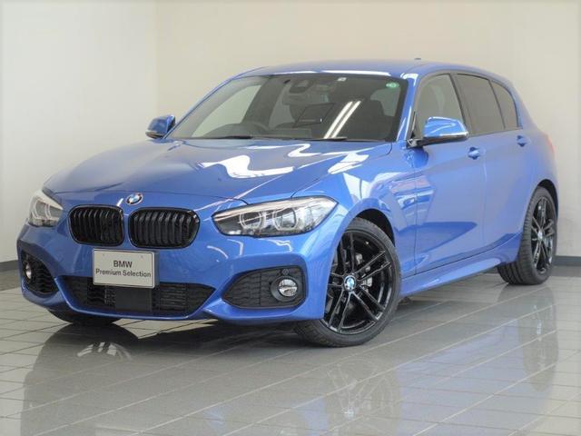 BMW 118i Mスポーツ エディションシャドー ブラックダコタレザー アクテイブクルーズコントロール ドライバーアシスト コンフォートアクセス パークディスタンスコントロール ETC付ルームミラー LEDヘッドライト 18インチライトアロイホィール