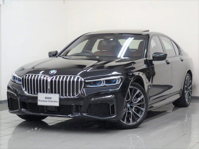 BMW 745e Mスポーツ コニャックレザー BMWデスプレーキー ソフトクローズドア 4ゾーンエアコンディショナー ガラスサンルーフ BMWレーザーライト ヘッドアップディスプレー 20インチMスタースポークホィール