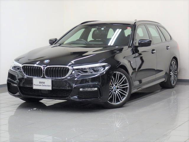 BMW 523iツーリング Mスポーツ イノベーションパッケージ コンフォートアクセス アクテイブクルーズコントロール リヤビューカメラ パークディスタンスコントロール ハイビームアシスタント パーキングアシストプラス 19AW
